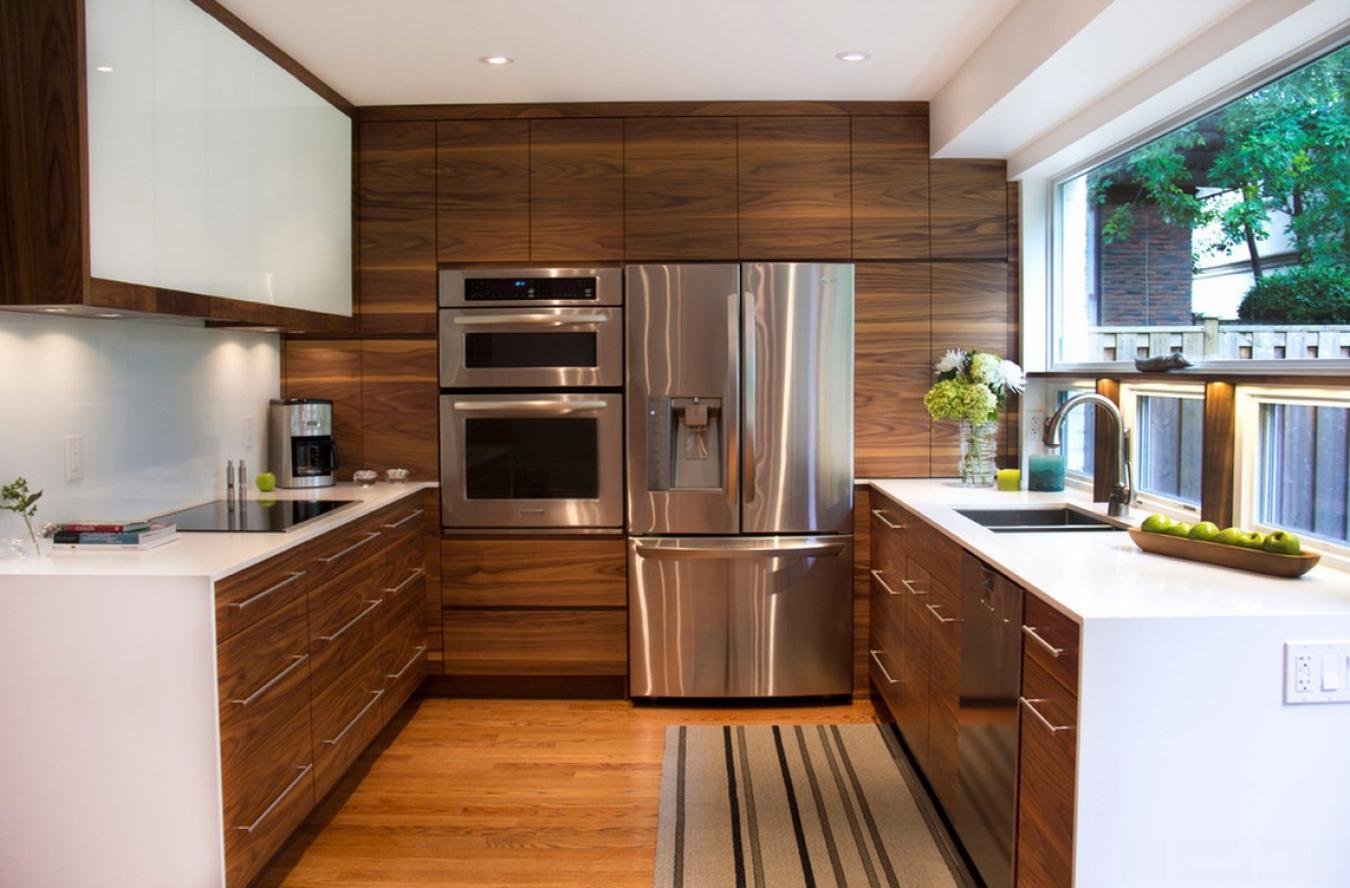 Создание современного дизайна кухни