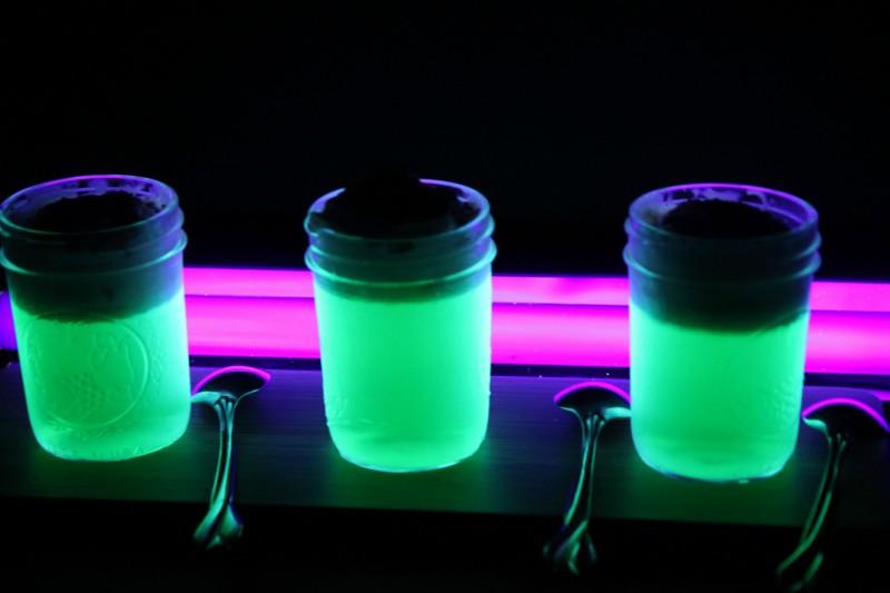 Особенности производства и уникальные особенности флуоресцентных красок