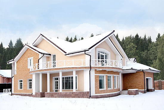 Продажа коттеджей в Гузерипле